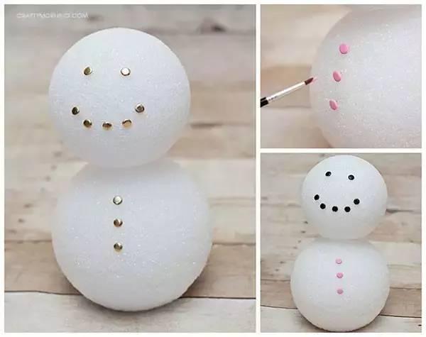 幼儿园冬季创意手工制作大全,不收藏可惜了!