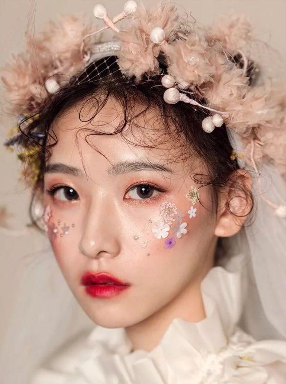 2018最新新娘造型曝光!火速围观!图片