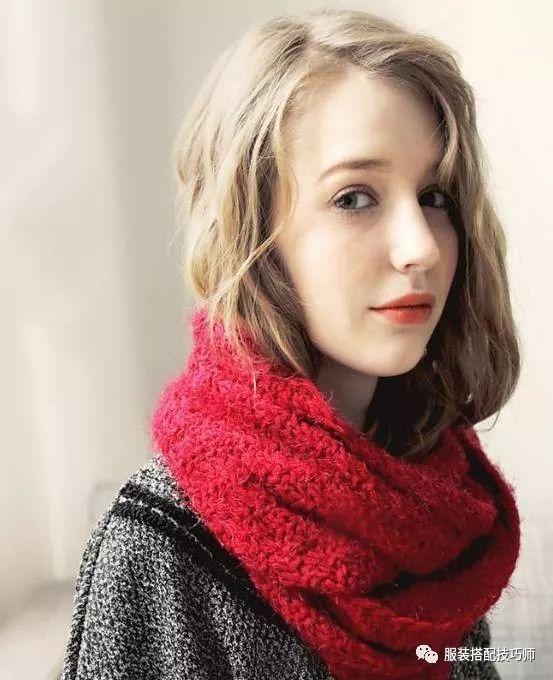 围巾的各种织法和织围巾教程,让你快速学会织围巾