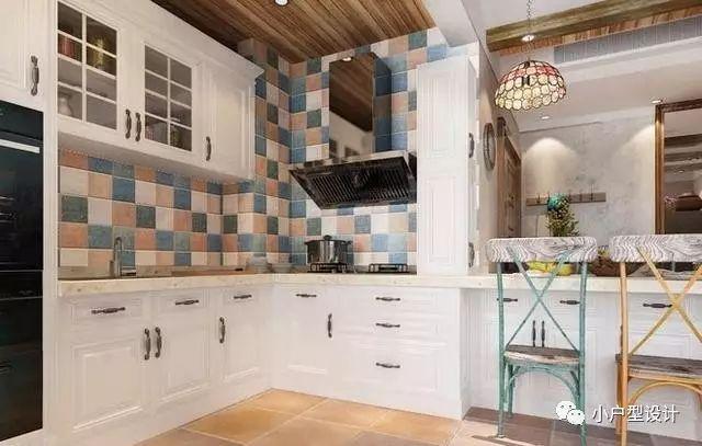 35款小户型厨房设计,只需4平米就可以很满足