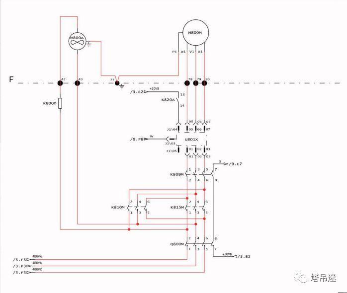 变高压器的原理图