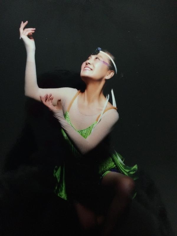 著名舞蹈家冬妮娅图片