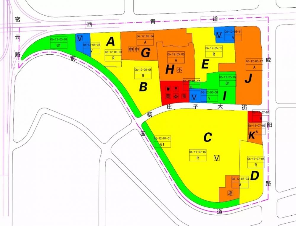 晋城g342国道总规划图