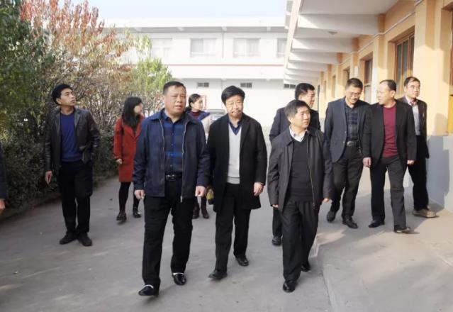 汾阳民盟组队赴见喜中学调研 聚焦农村办学状况助推城乡教育