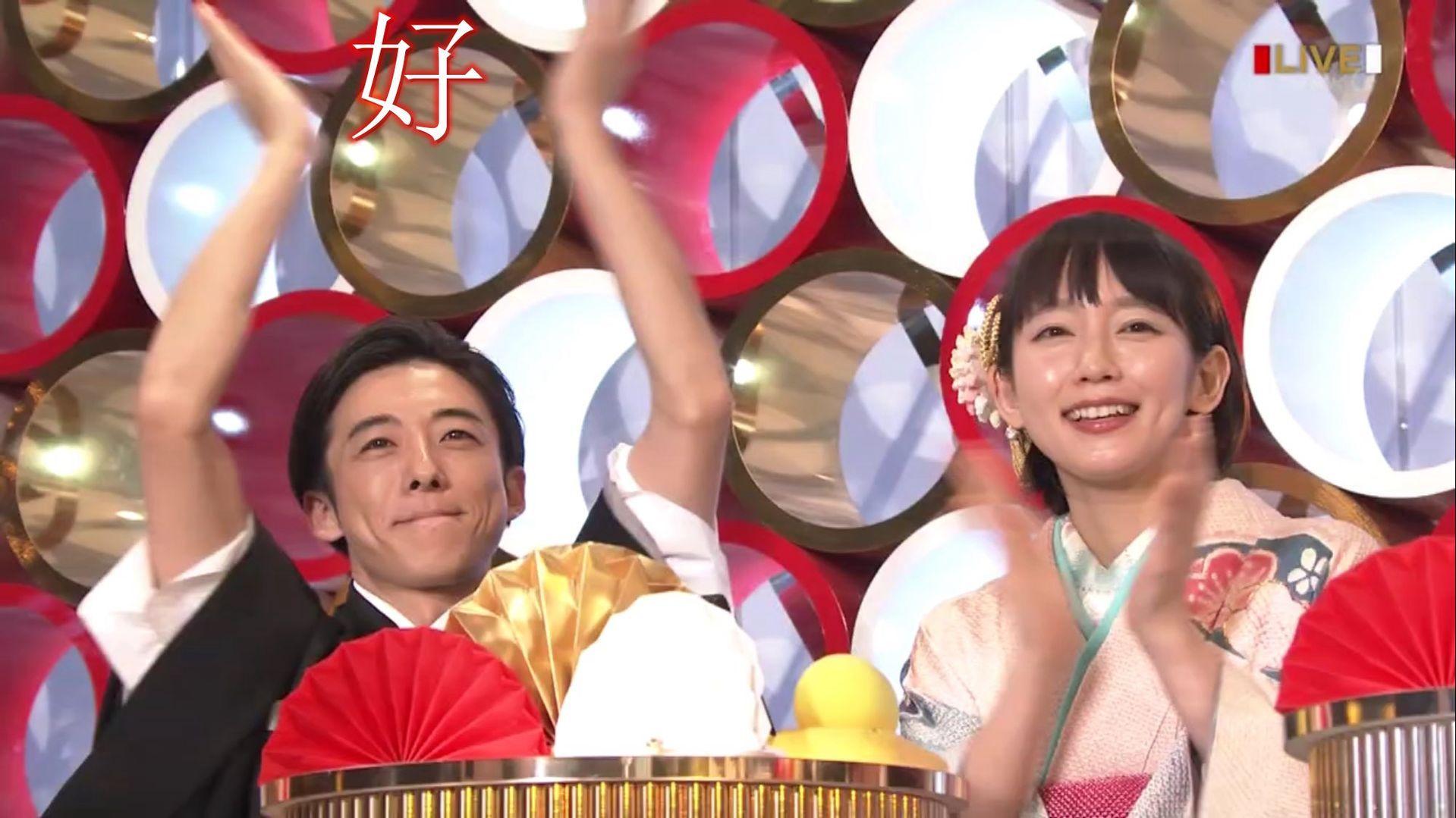 今年继续蹲NHK红白歌会,哪个节目是你的最爱?