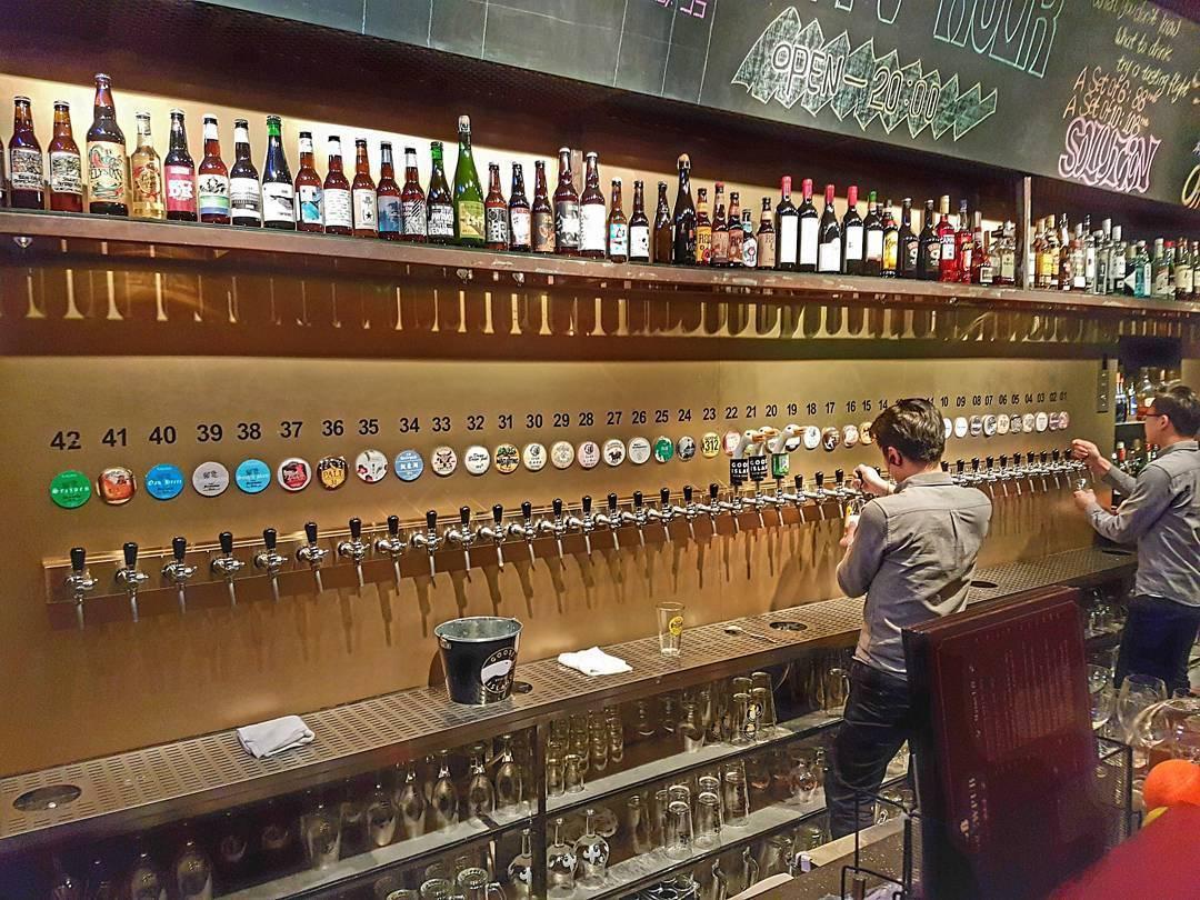 啤酒吧_Daga BrewPub —国产精酿啤酒