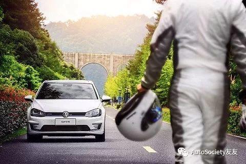 """高尔夫GTE,节能减排""""碳""""是观点"""
