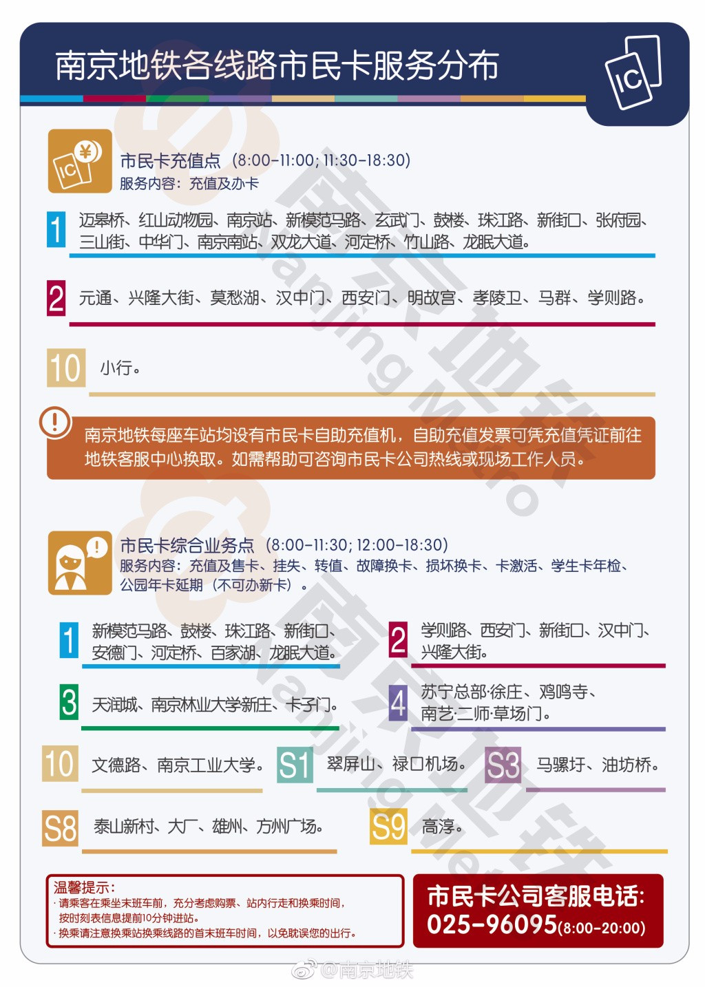 南京地铁首班车时间_最新最全!2018南京地铁首末班车时刻表、高清线路图,果断收藏!