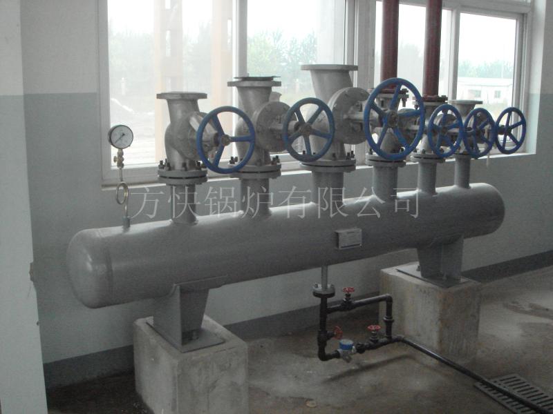 燃气热水锅炉图片,安装效果图