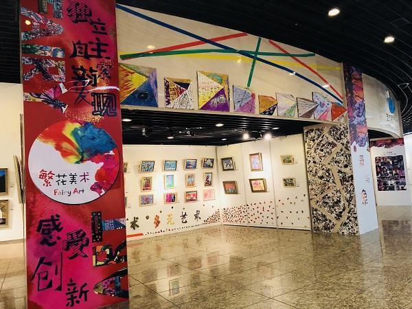 """""""中国梦 世界行""""青少年书法美术优秀作品展 总有你想不到的精彩"""