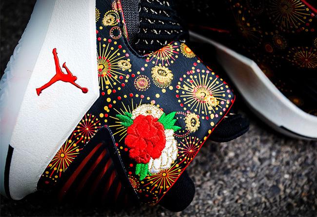 今年最华丽的中国新年配色!上脚比摆着更好看!莆田鞋子