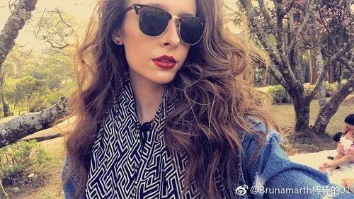 陈伟霆新恋情被扒出?女友疑为90后巴西模特_搜狐娱乐