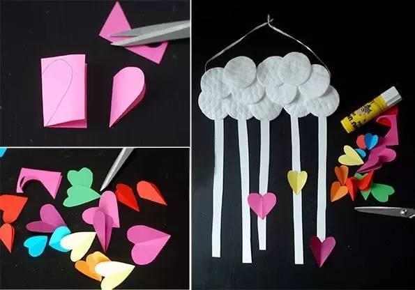 幼儿园冬天创意挂饰手工制作 | 巧手教育