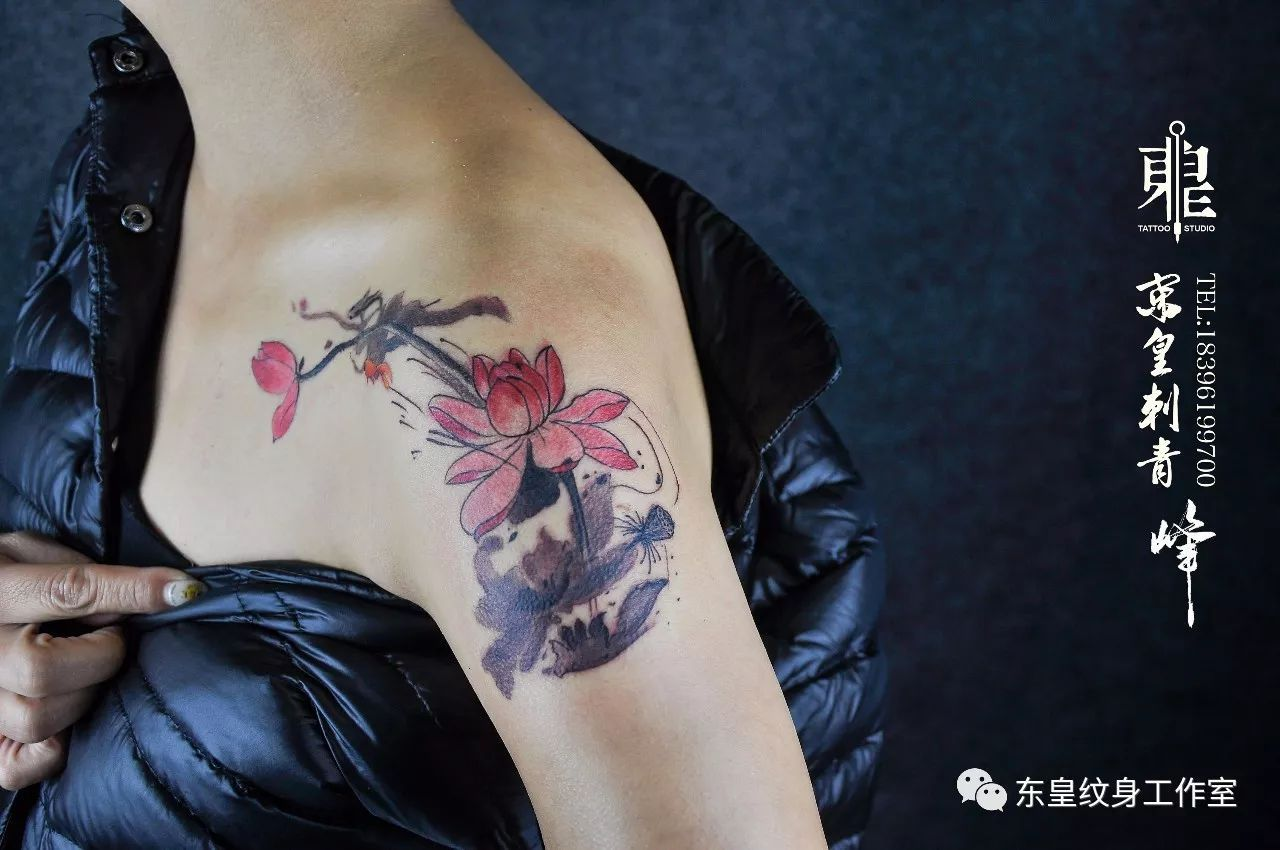 刺青 纹身 1280_850