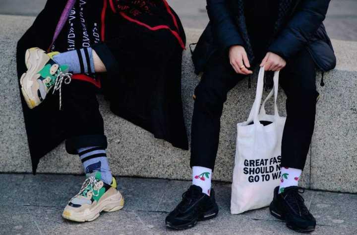 潮流时尚 你穿上流行的老爹鞋了么,莆田精仿鞋,莆田高仿鞋,高仿运动鞋
