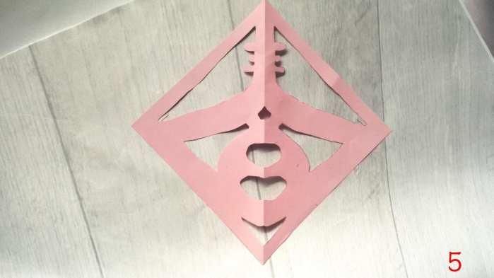 手工剪纸: 教大家做三款简单的剪纸, 立体剪纸和窗花剪纸, 图解教程