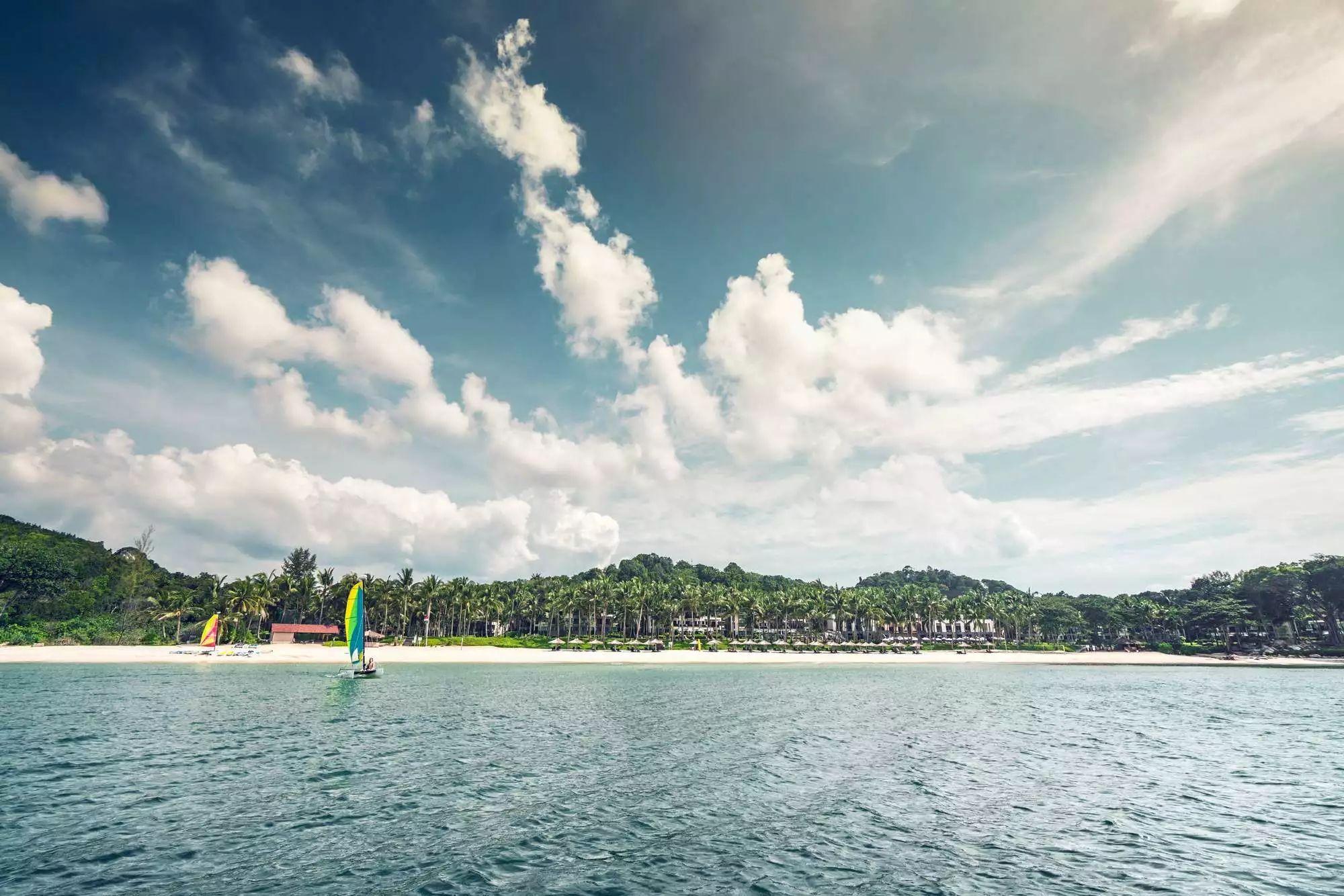 三江丹洲岛图片