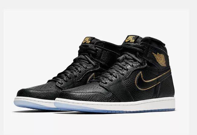 """官图释出!全明星 Air Jordan 1 OG """"LA"""" 下周登场,莆田精仿鞋,高仿运动鞋,"""