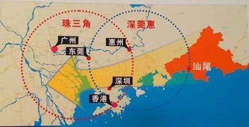 深汕特别合作区地经济总量_北汕广深地图片