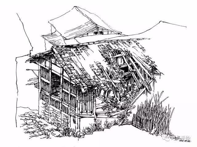 夏克梁景观手绘课堂