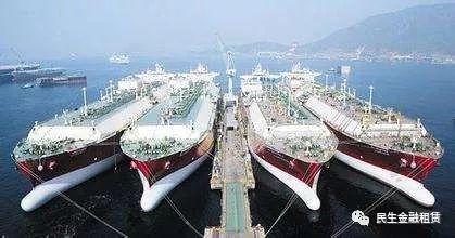 """行业我国造船业""""一增一减""""点燃发展引擎"""