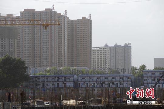 受楼市调控政策影响,北京新房市场持续降温