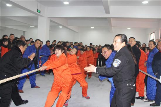 海安县大公镇组织开展第12届