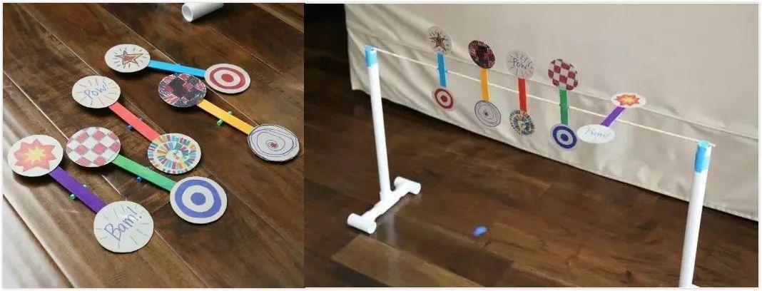 Knex系列产品的特点辨识度高,色彩分明,开放式的搭建,空间感强,非常考验孩子们的抽象思维。但相比普通积木,更容易迅速成型,不容易被推倒。 让1个孩子,2个孩子,多个孩子,全家老少都参与进来后和Knex做游戏吧,过一个不无聊又欢乐无限的假期~ 本文来源:童年智造 如有侵权烦请联系我们及时删除