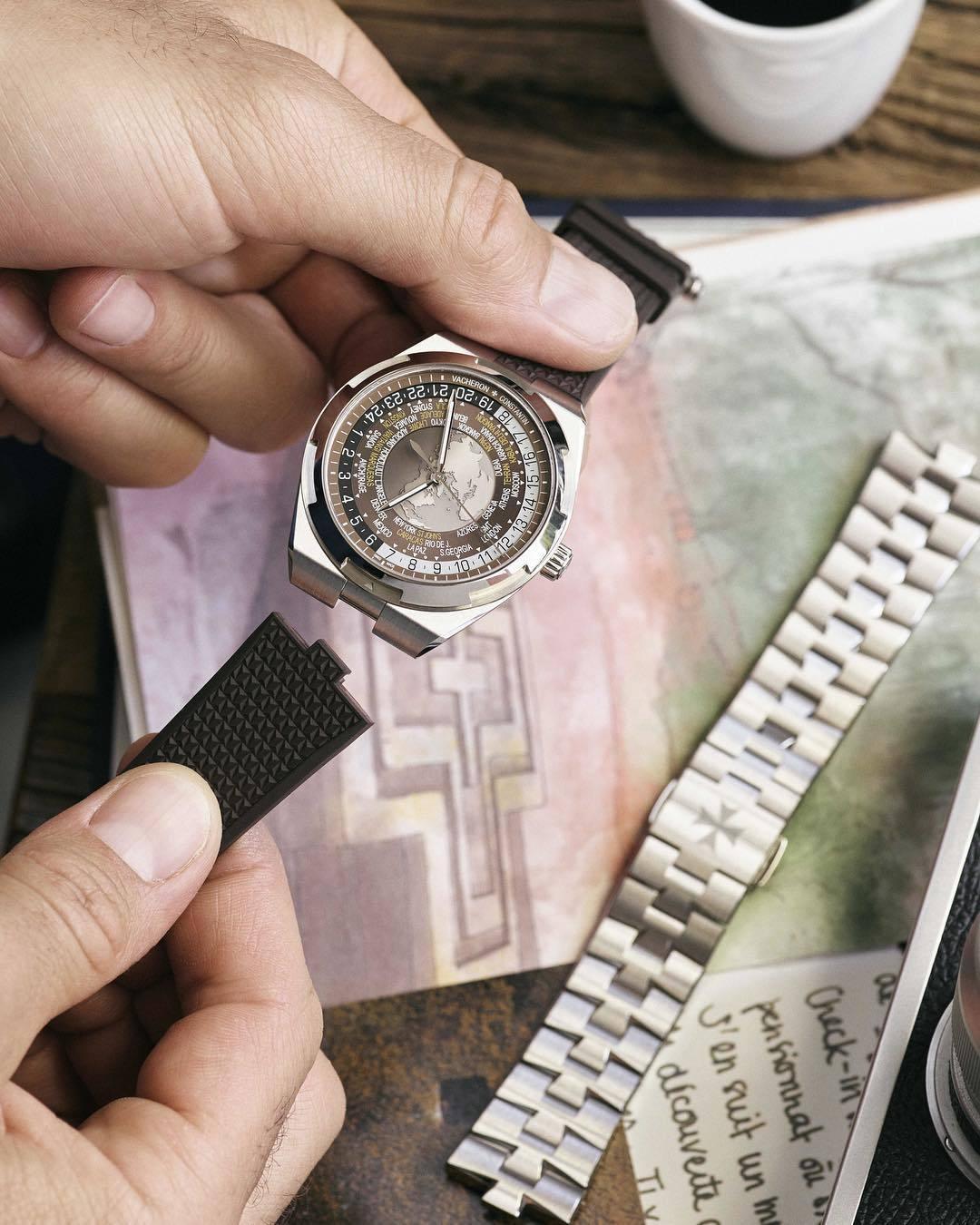 表要戴在手腕上才知道他有多骚:江诗丹顿纵横四海 常州哪里高价回收江诗丹顿
