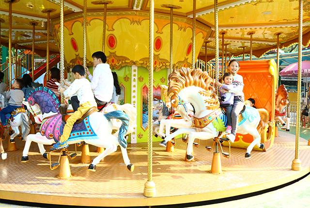 深圳龙岗布吉有什么好玩的儿童游乐园?图片