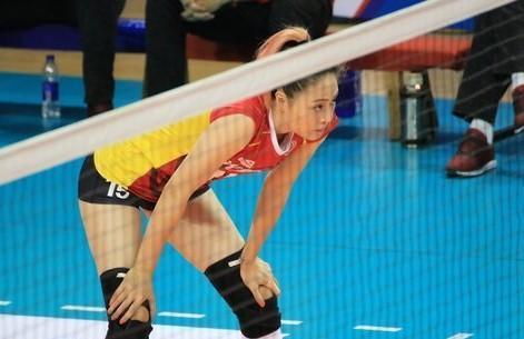东方心经b看哭了!王一梅、张磊、马蕴雯齐爆发,中国女排梦回伦敦奥运周期