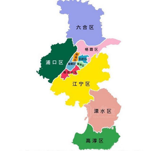 南京各区gdp_刚刚,南京各区发布一季度GDP数据,第一名竟是