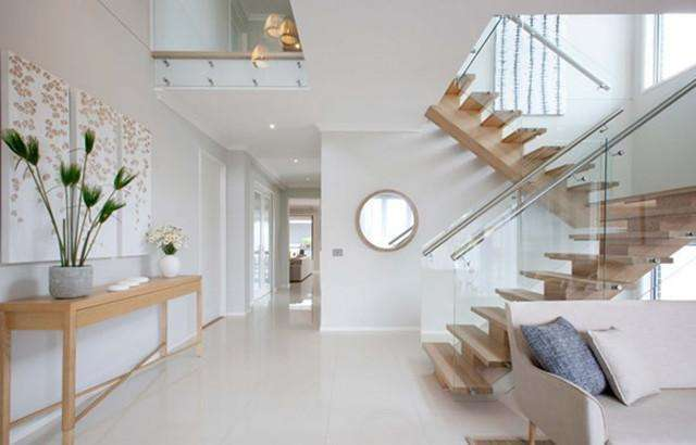 二,楼梯的装修材料