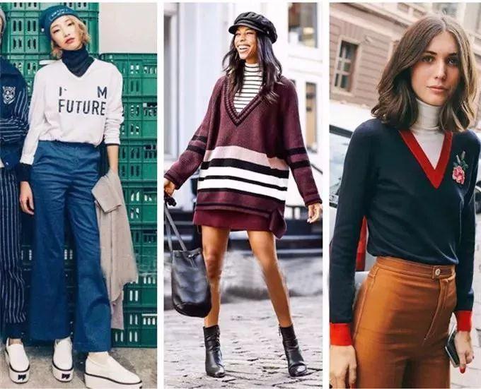 2018v领男士保暖内衣_V领衣服是很多妹子的心头大爱,要怎么穿才能保暖又时髦