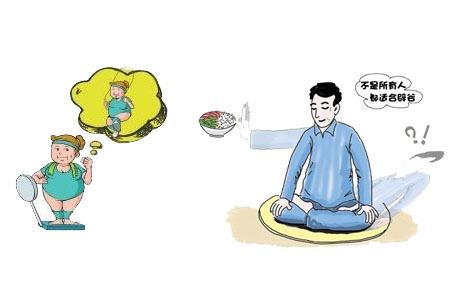 一,运动减肥vs辟谷v红薯红薯白米粥瘦身法图片