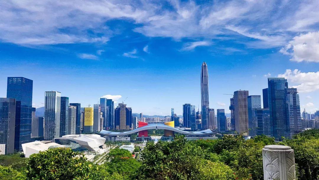在深圳让你开启温暖新春图片