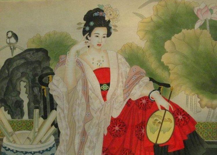 唐明皇与杨贵妃:一骑红尘妃子笑,抵得过怨声载道