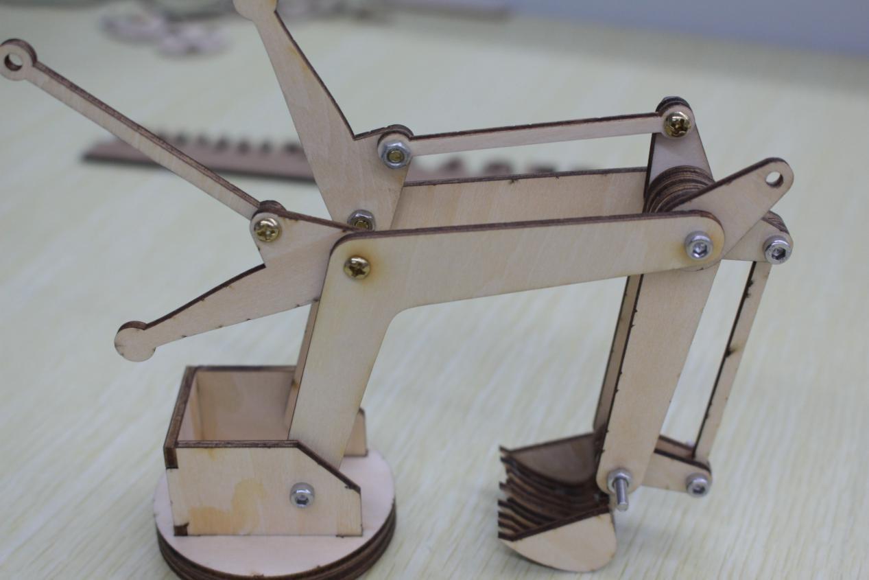 激光切割cad模型图纸