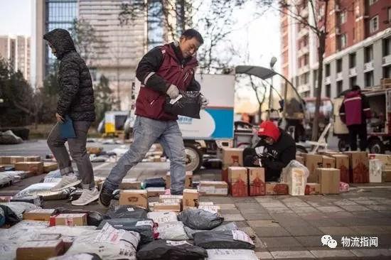 北京快递逐步正常运转,派费上调倒逼运价提升