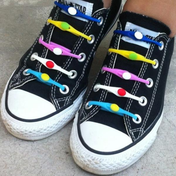 花样鞋带五星系法步骤图解