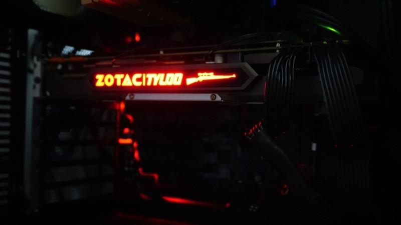 火力十足,GTX 1070Ti吃鸡版性能直逼1080–索泰GTX 1070Ti TYLOO吃鸡定制版