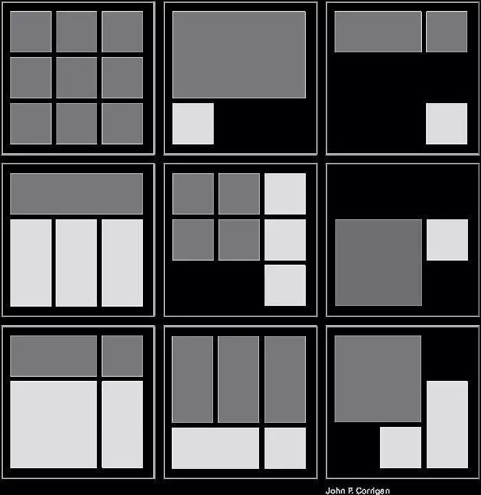 囹�a�c.�9`mz�^�z�h��_跨页竖版作品集排版 c.正方形作品集排版 d.案例展示 e.