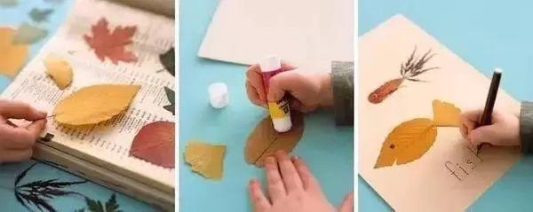 让孩子在手工制作中学习,一举两得