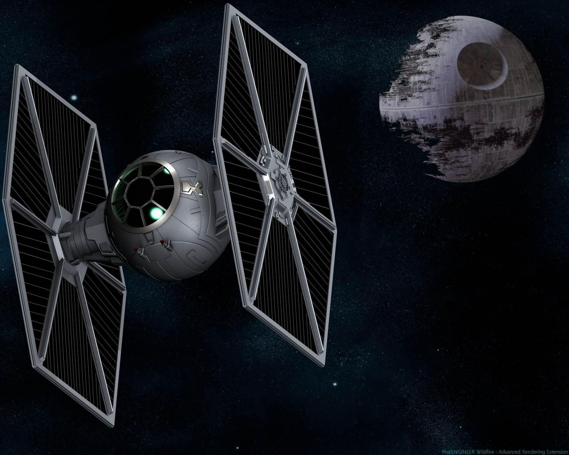 星球大战中的飞船原型