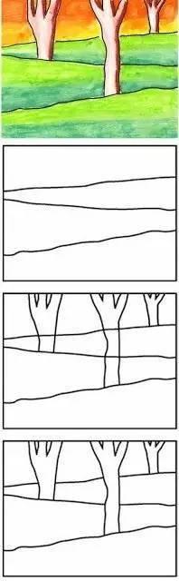 最新幼儿简笔画教程(附步骤图,速收藏)