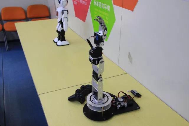 机器人足球对抗赛
