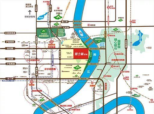 项目地址:湘潭九华·赤江路与富强路交汇处(九华一中旁)