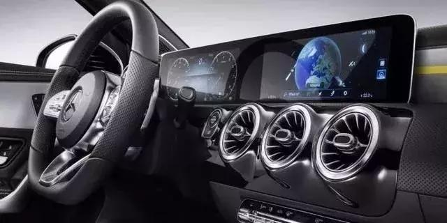 黑科技:车载娱乐信息系统