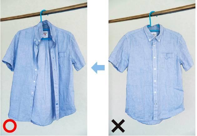 洗衬衣的方法图解