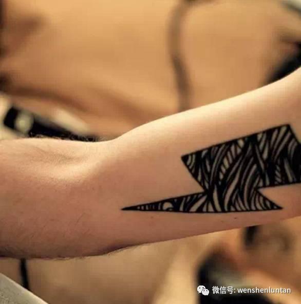 女生纹身图案大全~~纹身图案秒变小清新